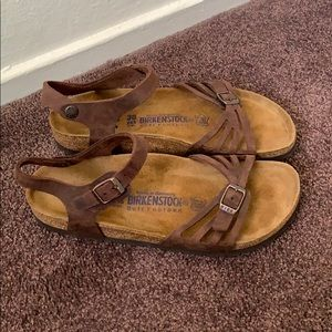 Birkenstock sandals size L7 (38)